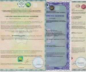 СЭС документы